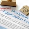 image an application for a home mortgage