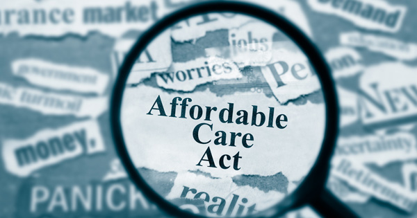 affordable care act under magnifying glass