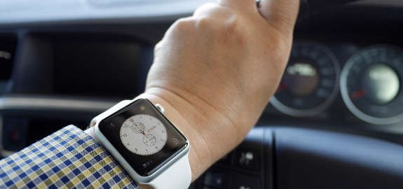 Wearable Devices Raise Potential for Distracted Driving