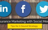 Insurance Marketing with Social Media: Tips for a Sound Strategy