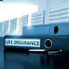 life insurance on office binder