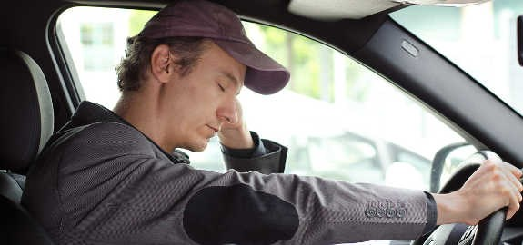 Everybody Knows Distracted Driving is Dangerous, but What About Drowsy Driving?
