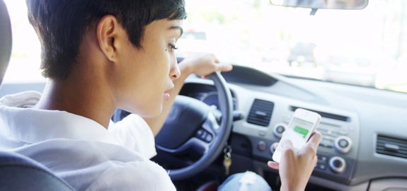 Where do New Jersey's Distracted Drivers Live?
