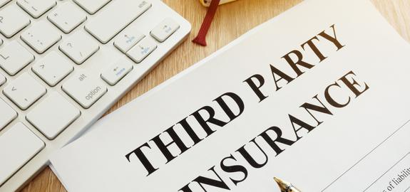 Third party insurance documents