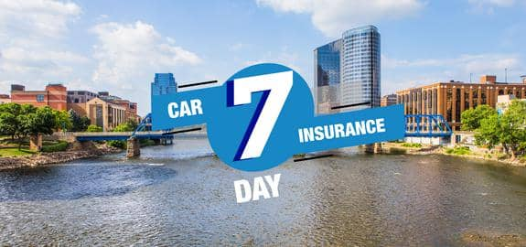 seven day car insurance